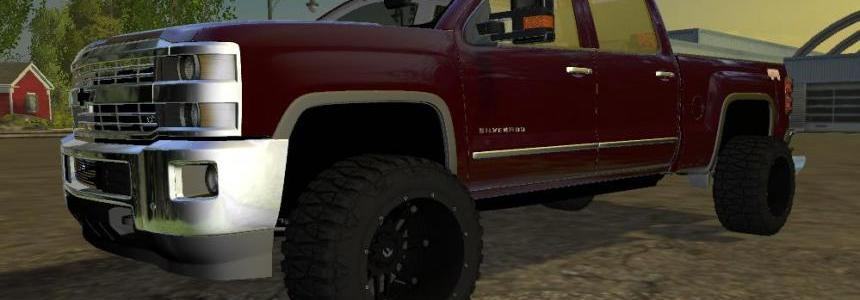 Chevy 2500HD v3