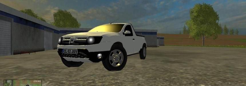 Dacia Duster Pickup 2014 v1.0