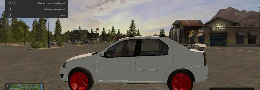 Dacia logan v1