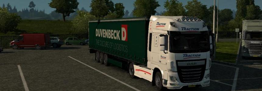 DAF E6 traction 1.25