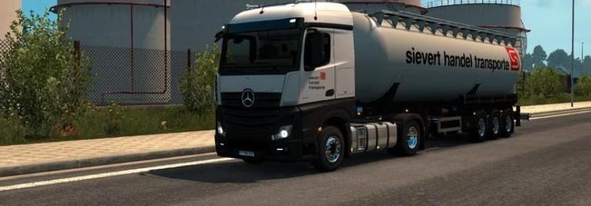 Deutsche Silo Transporte 1.25 v1.0