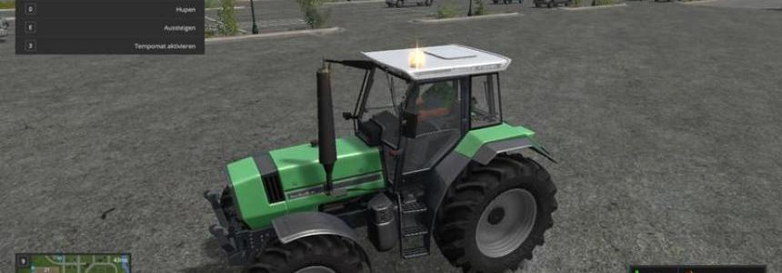 Deutz AgroStar661 with Rundumleuchte v1.0