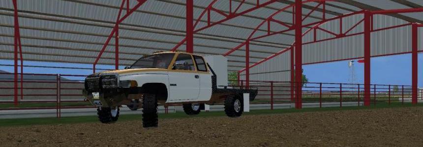 Dodge feed truck