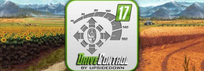 Drive Control v4.00