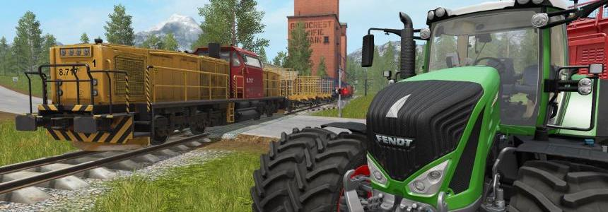 Farming Simulator 17 - Head and Eye Tracking