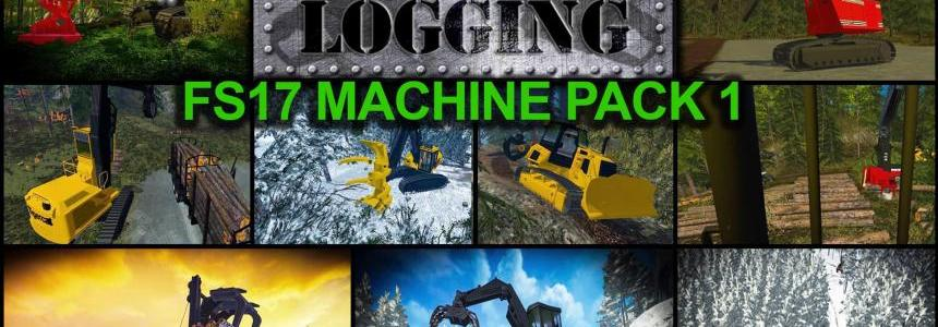 [FDR Logging] - FS17 Machine Pack v1