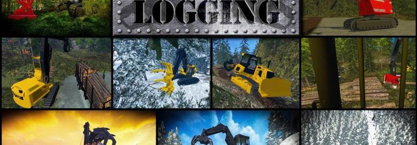 FDR Logging - Machine Pack v8