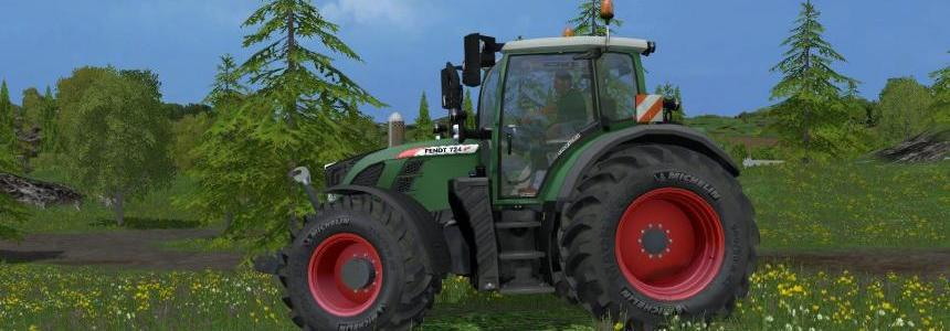 Fendt 700 series 4RC4 v2