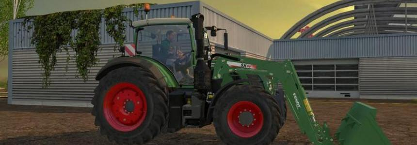 Fendt 700 Vario SCR SERIES Harpoint Extension V4 RC4 HPE