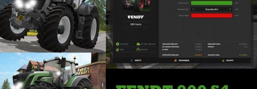 FENDT 900 s4 - Extended v1.0