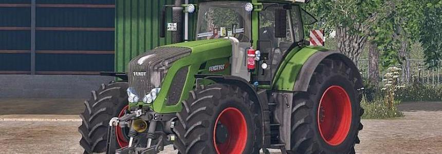 Fendt 927 Vario Washable v1.0