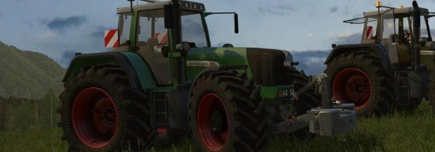 Fendt 930 TMS Pack v2.2