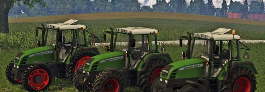 Fendt Farmer 300 series v1.0
