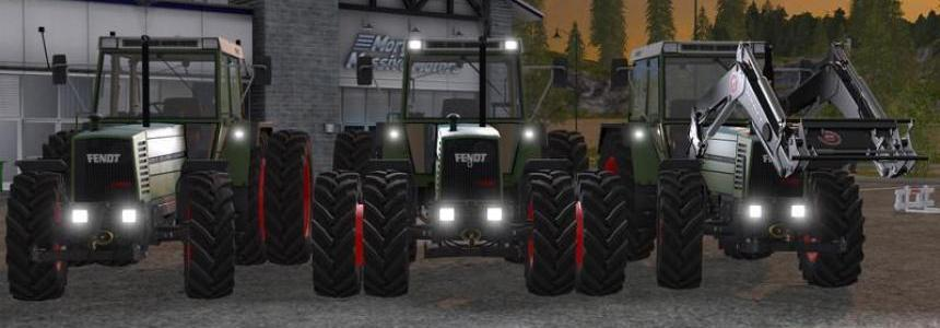 Fendt Farmer 310 312 LSA Turbomatik Pack v1.0