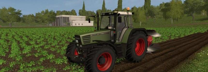 Fendt Favorit 515 v1