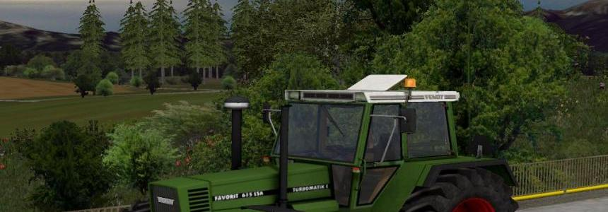 FENDT FAVORIT 615 WHEELSHADER v1.0