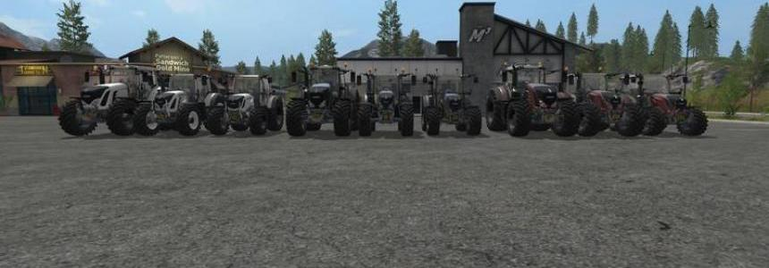Fendt Pack pickcolor v1.0