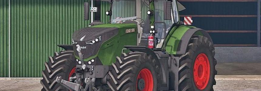 Fendt Vario 1050 Washable v3.0