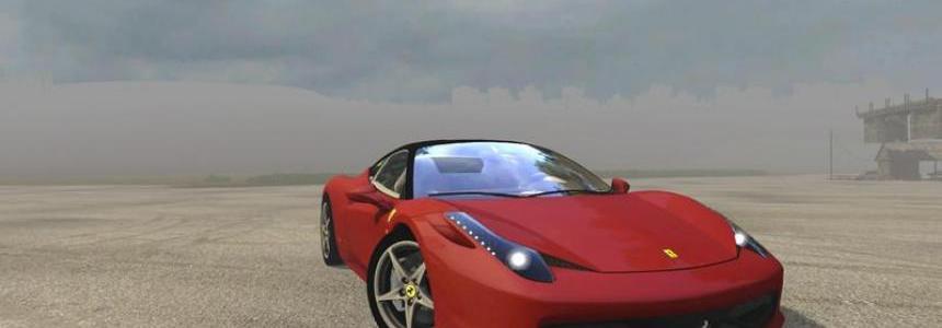 Ferrari 458 Italia v1.1