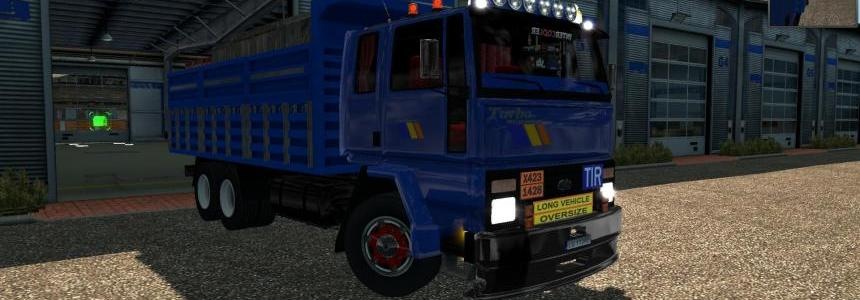 FORD CARGO 2520 V4 FIXED