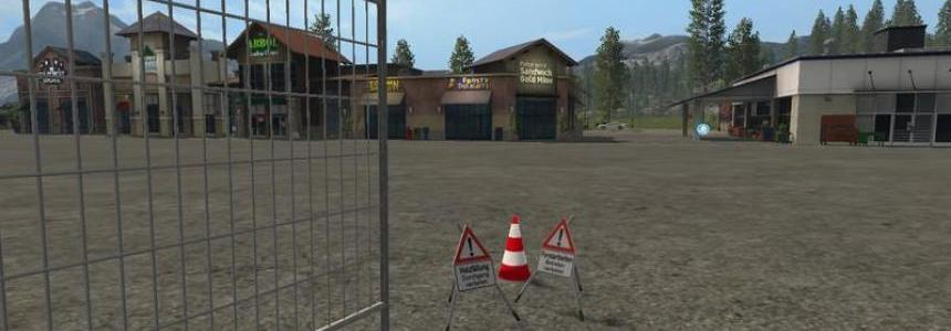 Forestry objects (concrete, moveable) v1