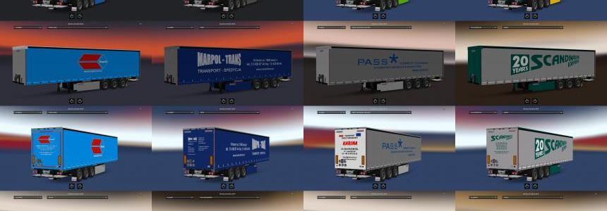 Fruehauf MAXISPEED - Polish companies v2 1.25.3s