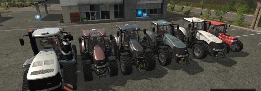 FS 2017 Tractor Pack, all of them by Stevie