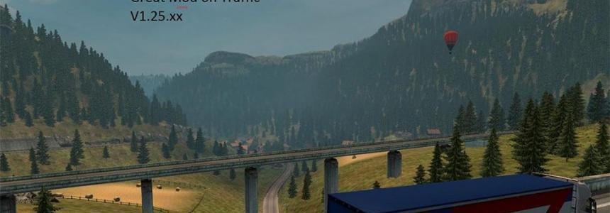 Great Mod on Traffic V1.25.x