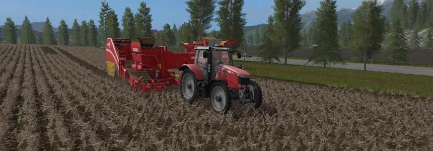 Grimme SE260 with Halum Separation v1