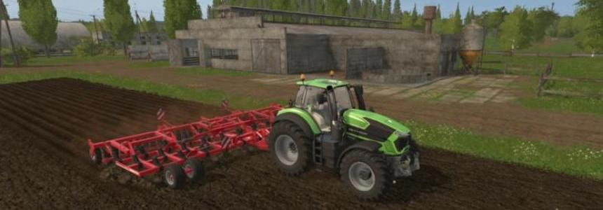 Horsch Tiger 10LT Plow Conversion v1.0