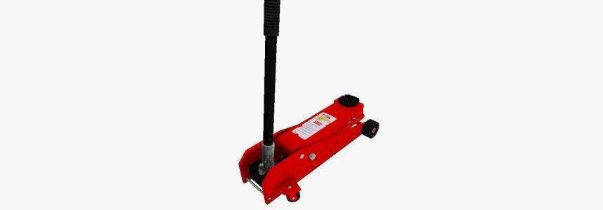 Hydraulic rolling jack v1.0