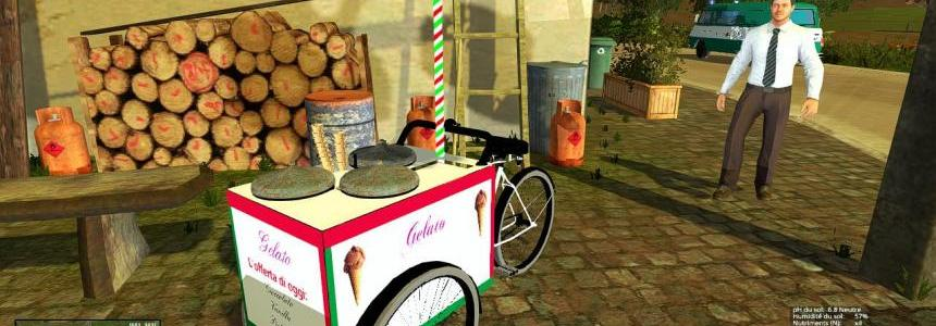 Icecream tricycle v1.0