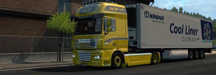 Improved DAF XF 105 v1.3