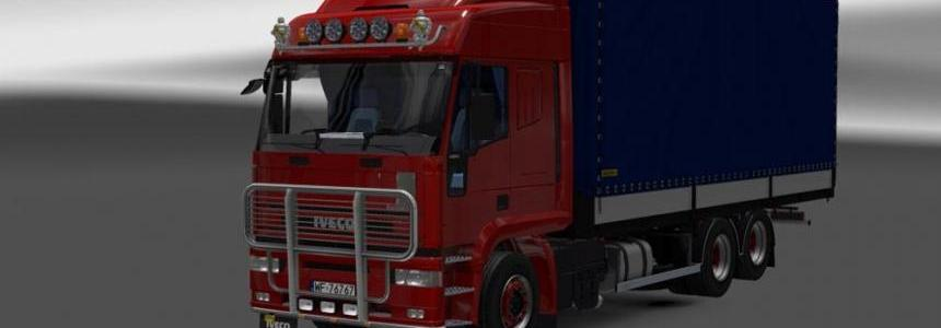 Iveco EuroTech and EurorStar by Diablo v0.1