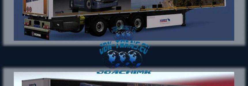 JBK Trailer SK.O Scania New Generation v1