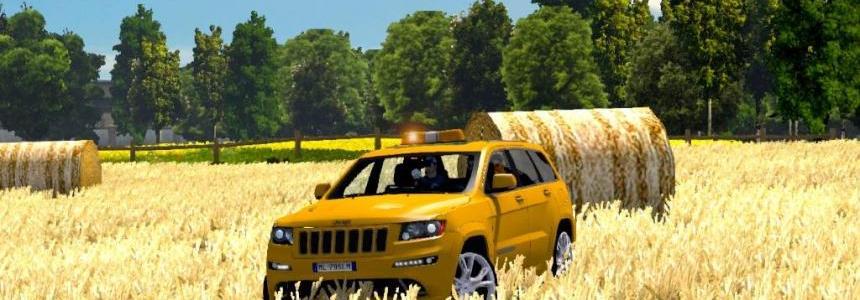 Jeep Grand Cherokee SRT8 v1.5 1.25