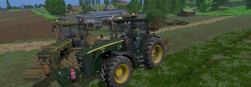 John Deere 8530 v1 By Eagle355th
