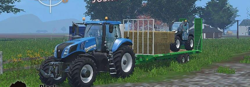 Joskin Wago loaders 8m + 10m v1.1 Fix and Wiht WheelShader