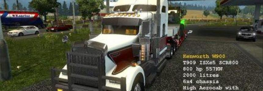 Kenworth Power pack 1.25