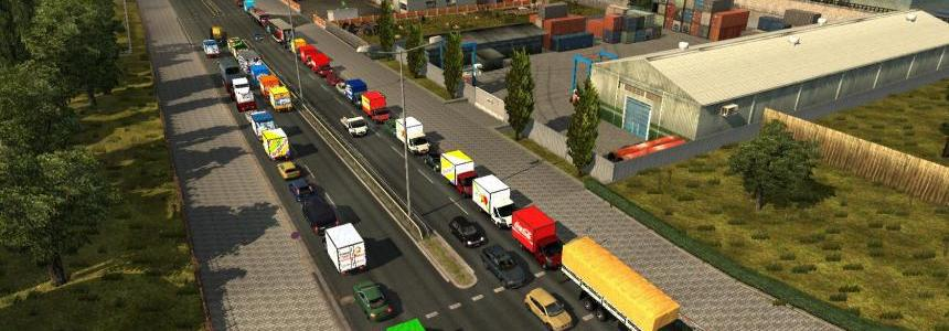 Large Brazilian traffic package version 2  for 1.25