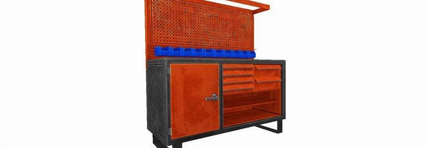 Locksmiths cabinet v1.0