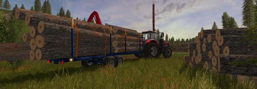 Log Trailer Customizable v1.0.1