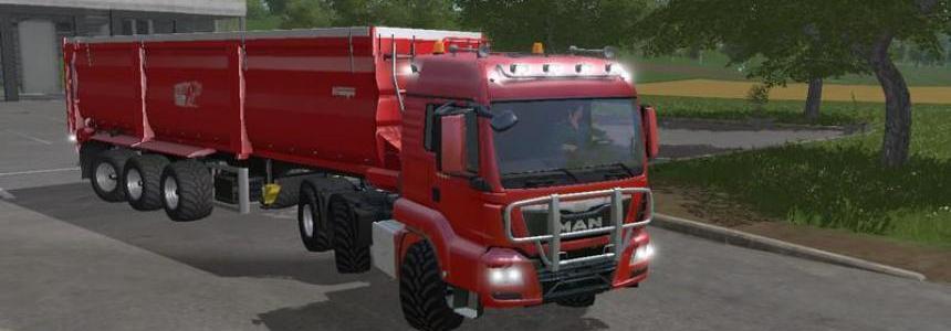 MAN Truck Agro v1.0