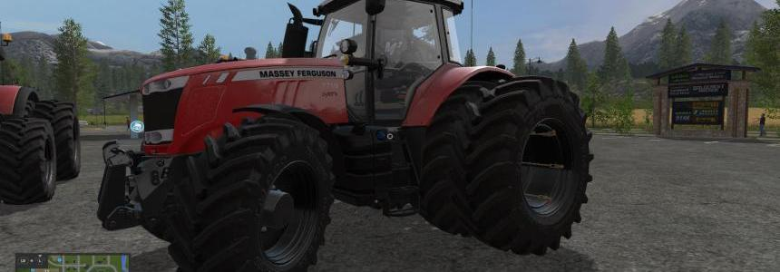 Massey Ferguson pack by Stevie