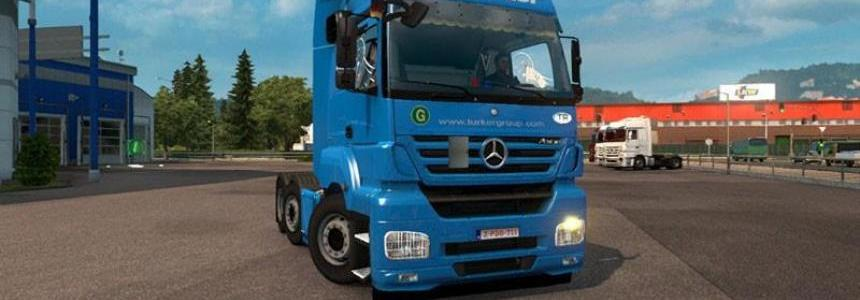 Mercedes Axor + Addons (Mega Mod)