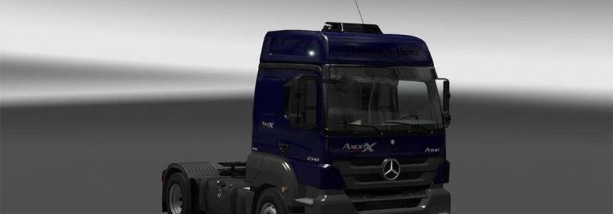 Mercedes Benz Axor 2544 v1.0