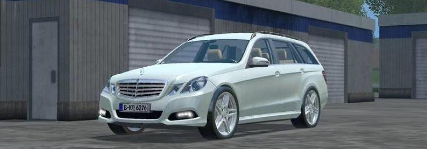Mercedes Benz E350 CDI v1.0