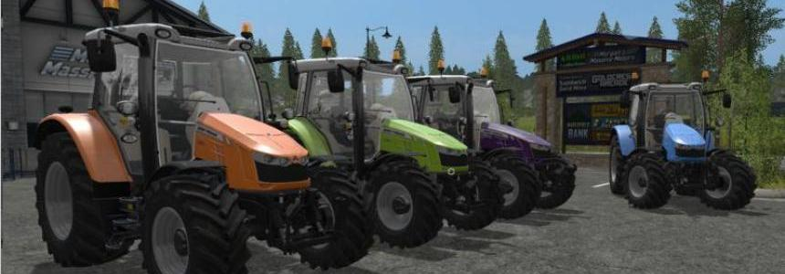 MF 5600 Series with color selection v1.0