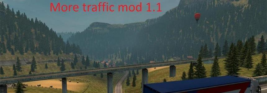 More traffic mod v1.1