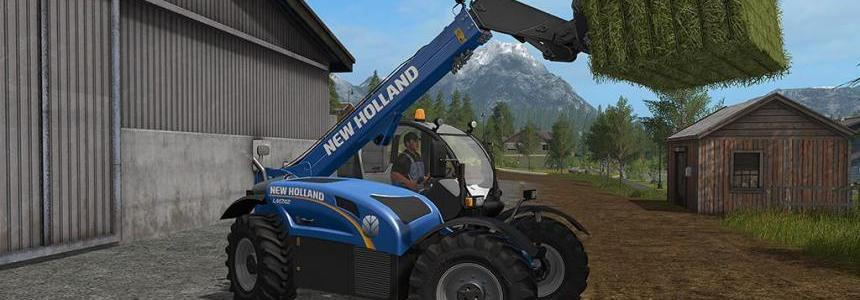 New Holland LM 7.42 v1.0